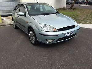 2004 FORD FOCUS ZETEC AUTO  REGO & RWC ***1 YEAR FREE WARRANTY*** Lilydale Yarra Ranges Preview