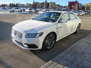 2017 Lincoln Continental Reserve one previous owner, clean ca...