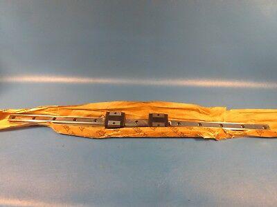Thk Sr25v Linear Guide Rail Block Sr25v2ssc1750ly 2 Sr25v Blocks On 750mm R
