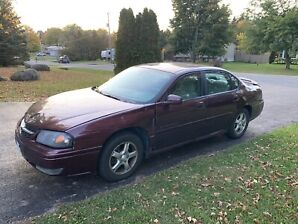 Chevrolet Impala for sale! Very cheap!