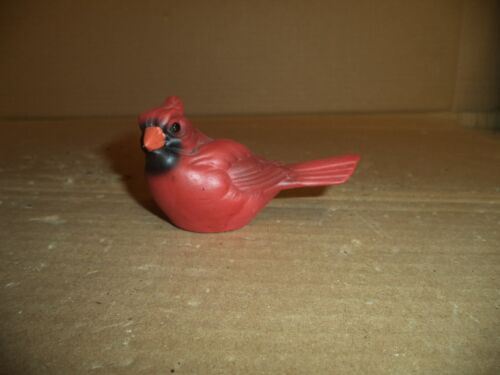 "Porcelain ""Red Cardinal Bird"" Figure; By US Commemorative Fine Art Gallery"