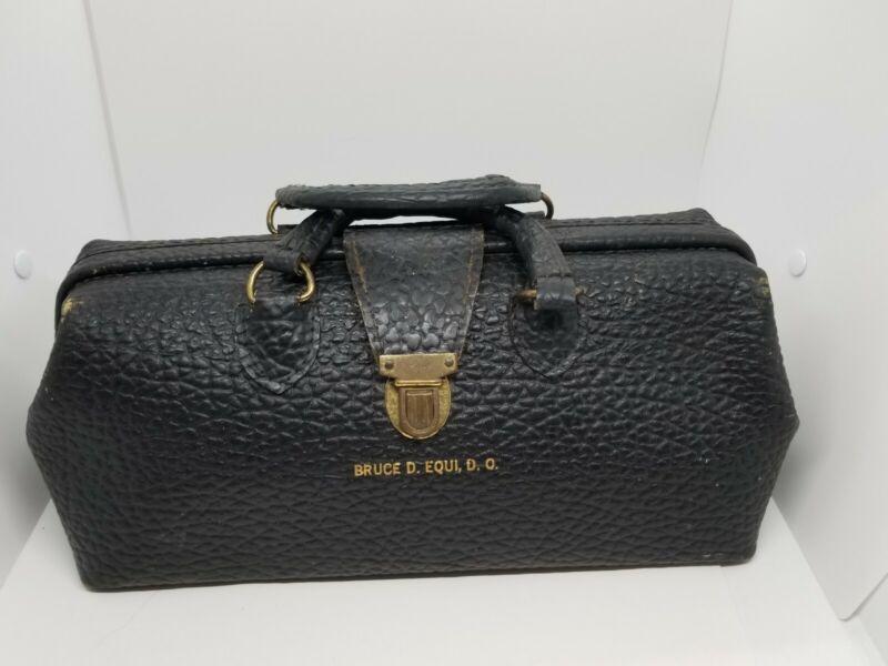 Vintage Antique Leather Doctor