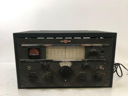Collins 75A-1 Vintage Ham Radio Receiver