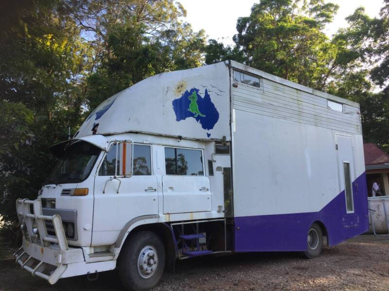 Motorhome Tiny House Pop Out And Poptop Sale Or SWAP