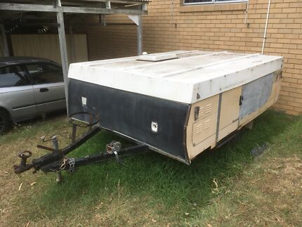 Cub drifter camper trailer 1986 model Kippa-ring Redcliffe Area Preview