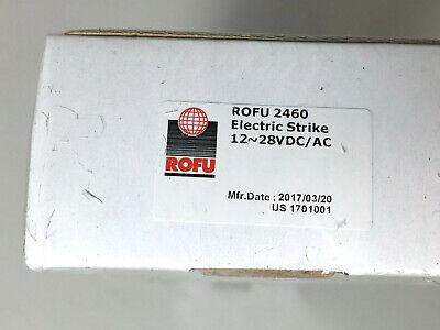 Rofu 2460 Rim Mount Electric Door Strike New