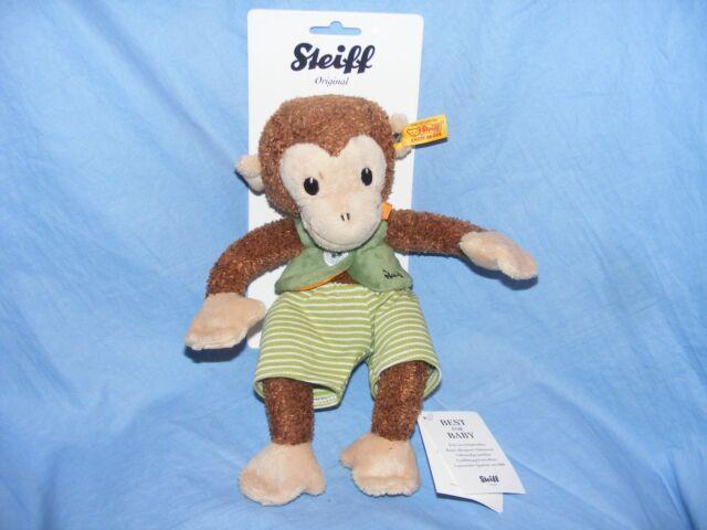 Steiff New Baby Jocko The Monkey Gift Nice Gift Present Christening Birthday