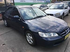 1999 Honda Accord Sedan LPG / PETROL AUTO - CHEAP Lakemba Canterbury Area Preview
