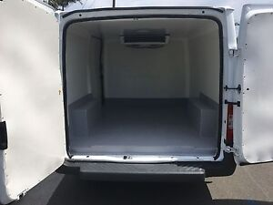 Refrigerated Ford Transit 2011 Manual, Turbo Diesel, 42,833 Kms Lidcombe Auburn Area Preview