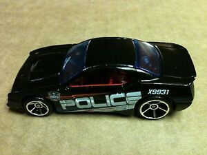 2003-HOTWHEELS-RAPID-TRANSIT-POLICE-CAR-DIE-CAST-2-3-4-LONG-1-64