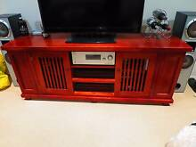 TV Entertainment Unit - Great Condition! (Pine timber) Mona Vale Pittwater Area Preview