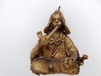 1950s Heavy Brass Colonial Statuette Naive Ethnic Sculpture North Africa - colonia - ebay.co.uk