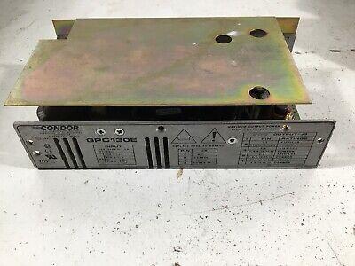 Condor Gpc130e Switching Power Supply 130w Input 100-240v 3.5a 47-63 Hz