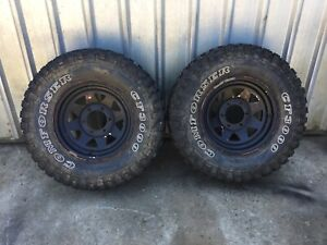 2 Sunraysia Wheels And Tyres .