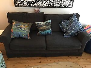 Sofabed 3 seater Oyster Bay Sutherland Area Preview