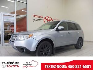 2013 Subaru Forester * TOURING * TOIT * MAGS * SIÈGES CHAUFFANT