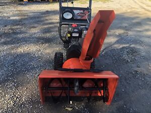 """Ariens 30"""" dual stage snowblower. Serviced and Ready for winter!"""