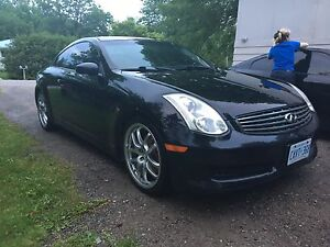 2006 Infinity G35 Coupe Saftey and Etested