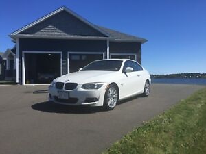 BMW 335i xDrive turbo