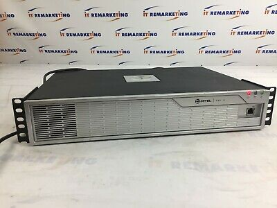 Mitel Analog Service Unit Asu Ii 50005105 With Power Supply - Tested -