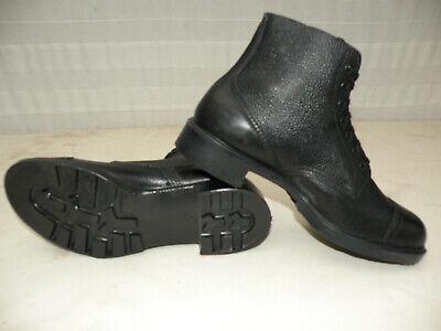 Orig.Dän Armee Schuhe , Voll Lederstiefel: , Neuwertig , Größe 45 ()