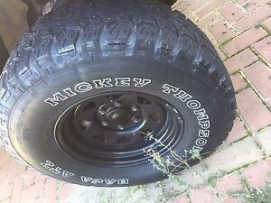 285/75r16 suit hilux Banksia Grove Wanneroo Area Preview