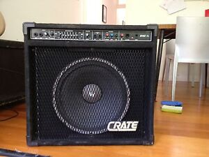 Crate amp . 160 watts . Kirribilli North Sydney Area Preview