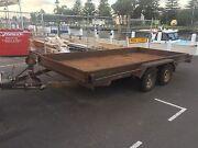 Heavy duty tandem  car trailer Port Fairy Moyne Area Preview