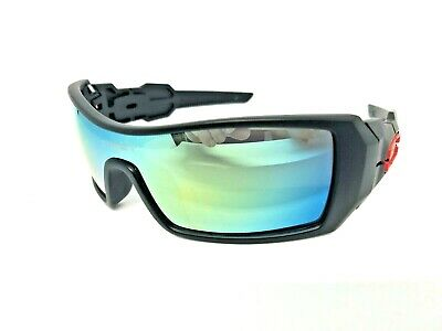 Men & Women Wrap around Sunglasses Goggles Assorted Colors on Frames & Lens (Wrap Around Goggles)