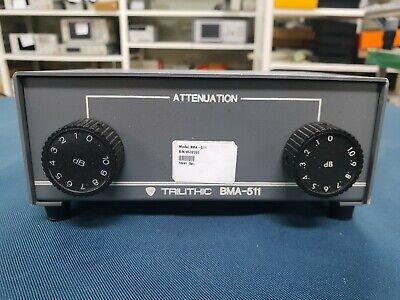 Trilithic Mba-511 Variable Attenuator 10db 1db