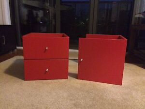 Kallax boxes x2 Elanora Heights Pittwater Area Preview