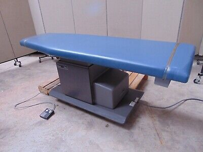 Ritter 106 Hi-lo Power Hydraulic Exam Table With Foot Control Sr595