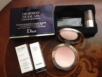 Diorskin Nude Skin (OVP Diorskin Nude Air colour gradation 001 rising pink NP69€ Chanel Hydra Beauty)