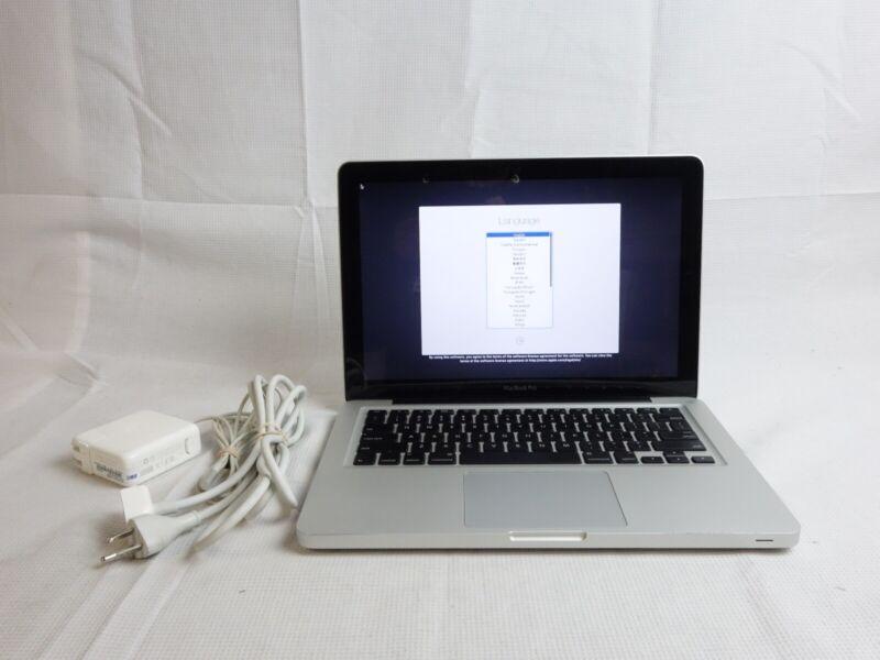 """Apple MacBook Pro 13"""" 2011 8, 1   i7 2620M   16GB RAM   480GB SSD   READ"""