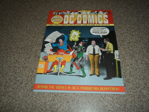 AMAZING WORLD OF DC COMICS #10