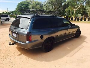 7 SEATER 2004 Holden Commodore Broome Broome City Preview