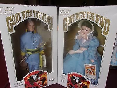 Gone with the Wind World Dolls Collection set of 2 Melanie & Ashley