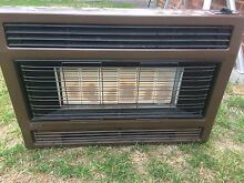 Rinnai natural gas fan heater Pascoe Vale Moreland Area Preview