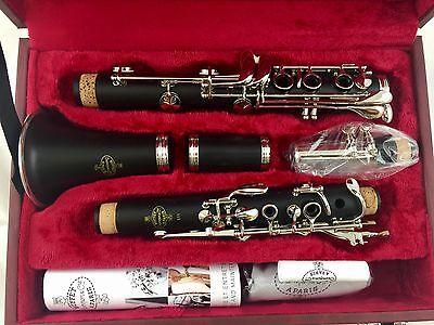 Beautiful Buffet Germany E-11  E11 Wood Clarinet !!!