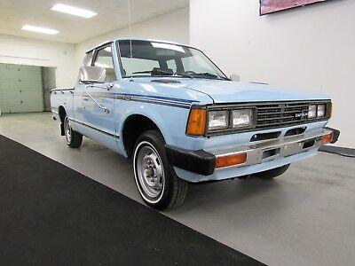 1981 Datsun Pickup Datson 1981 Datson Diesel Truck