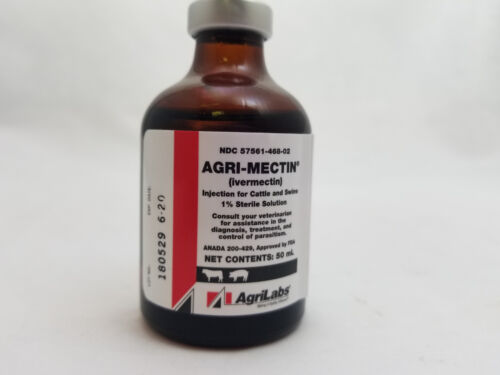 Agri-Mectin Injection For Cattle And Swine To ...