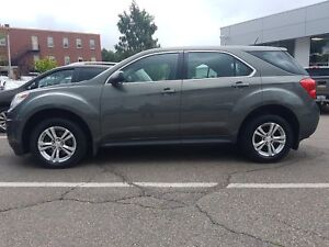 2013 Chevrolet Equinox LS - BLUETOOTH, A/C, CRUISE, 80,000KMS