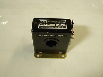 Aac American Aerospace Controls 913b-50 Current Sensor