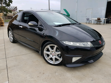 Honda civic type r full service books low km  Broadmeadows Hume Area Preview