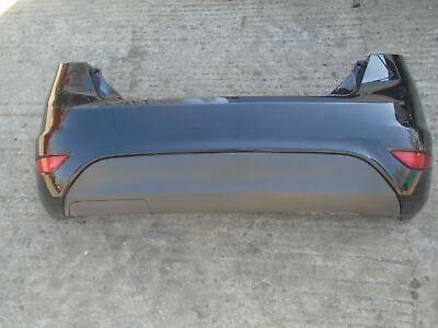 Ford Fiesta MK7 10-17 Rear bumper and Reflectors BLACK