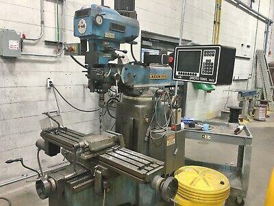 Lagun Ftv-2s Cnc Milling Machine