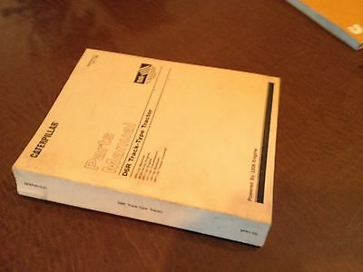 CATERPILLAR CAT D6 D6R SERIES TRACTOR DOZER  PARTS BOOK S/N 9PN, used for sale  Eugene