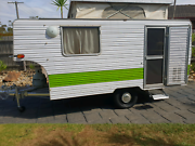 Bunks family caravan 6 berth poptop registered with annexe Bittern Mornington Peninsula Preview