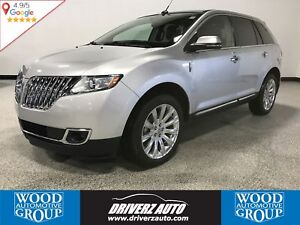 2014 Lincoln MKX CLEAN CARPROOF, HEATED STEERING WHEEL, POWER...