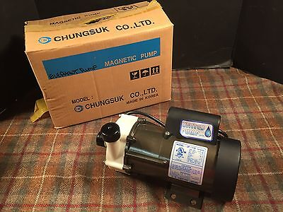 United Pump Inc. Model Up-1141 Magnetic Pump 1141 Gph New W Box